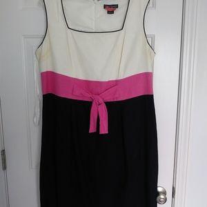 Tri Color Dress...